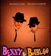 Benny And Babloo Movie Poster