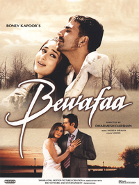 Bewafaa Movie Poster