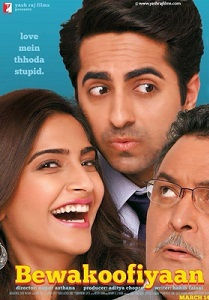 Bewakoofiyaan Movie Poster