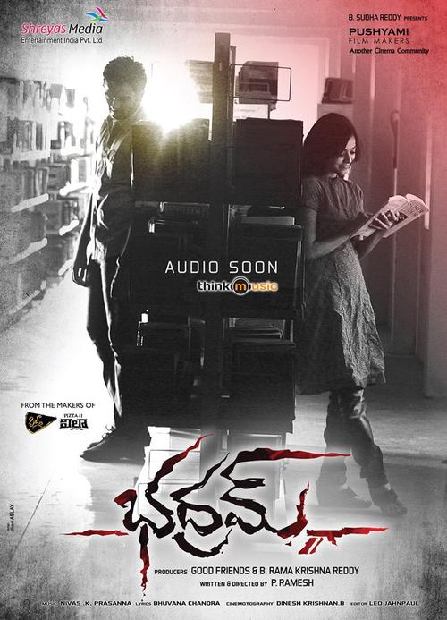 Bhadram Movie Poster