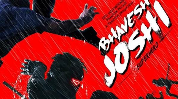 Bhavesh Joshi Super Hero