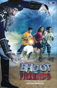 Bhoot And Friends Movie Poster