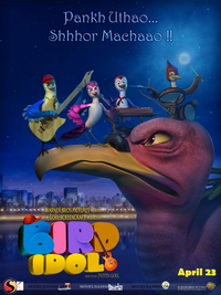 Bird Idol Movie Poster