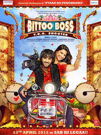 Bittoo Boss Movie Poster