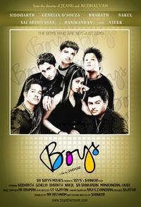 Boys Movie Poster