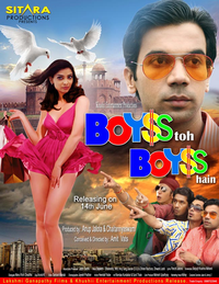 Boyss Toh Boyss Hain Movie Poster