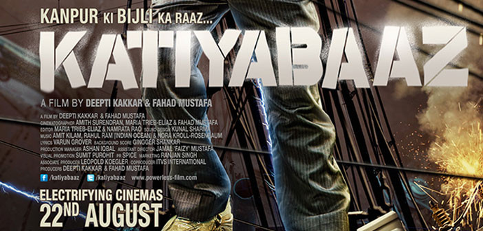 Katiyabaaz Movie Poster