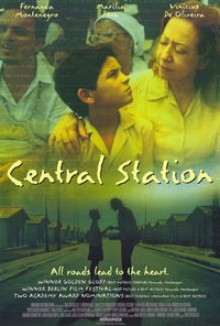 Central Station Movie Poster