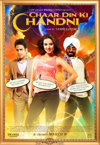 Chaar Din Ki Chandni Movie Poster
