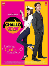 Challo Driver Movie Poster