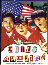 Chalo America Movie Poster