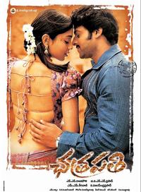 Chatrapati Movie Poster