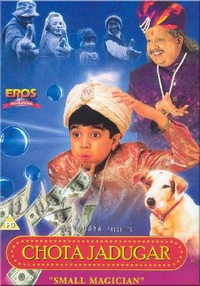 Chota Jadugar Movie Poster