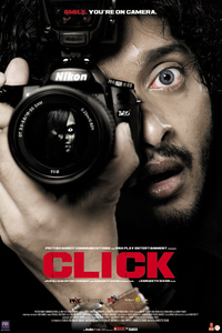Click Movie Poster