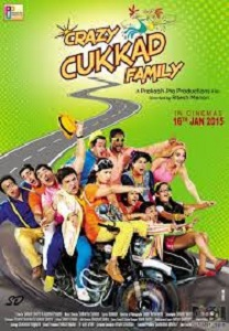 Crazy Cukkad Family Movie Poster