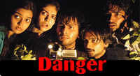 Danger Movie Poster