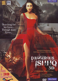 Dangerous Ishq 3D Movie Poster