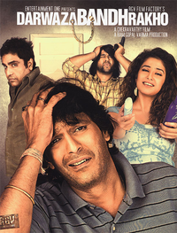 Darwaza Bandh Rakho Movie Poster