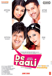De Taali Movie Poster