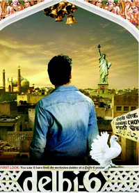 Delhi-6 Movie Poster