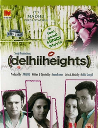 Delhi Heights Movie Poster