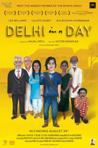 Delhi In A Day Movie Poster