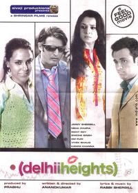 Delhii Heights Movie Poster
