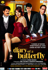 Diary of a Butterfly Movie Poster