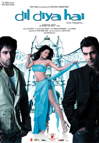 Dil Diya Hai Movie Poster