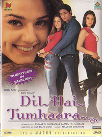 Dil Hai Tumhaara Movie Poster