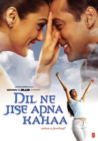 Dil Ne Jise Apna Kahaa Movie Poster