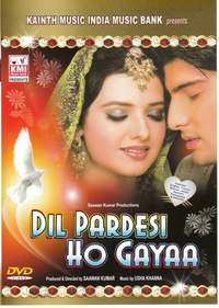 Dil Pardesi Ho Gayaa Movie Poster