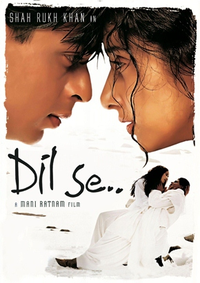 Dil Se Movie Poster