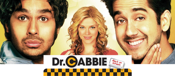 Dr Cabbie  Movie Poster