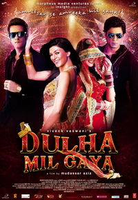 Dulha Mil Gaya Movie Poster