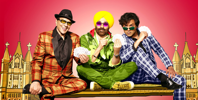Yamla Pagla Deewaana 2 Movie Poster
