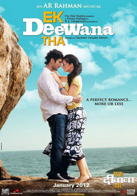 EK DEEWANA THA Movie Poster