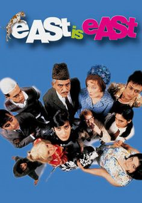 East is East Movie Poster
