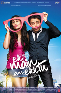 Ek Main Aur Ekk Tu Movie Poster
