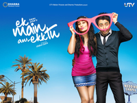 Ek Main Ek Tum Movie Poster