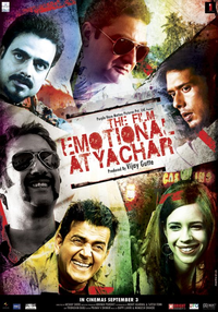 Emotional Atyachar Movie Poster
