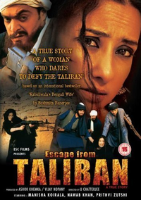 Escape From Taliban Movie Poster