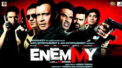 Enemmy Movie Poster