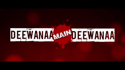 Deewana Main Deewana Movie Poster
