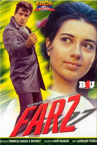 Farz Movie Poster