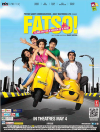 Fatso Movie Poster