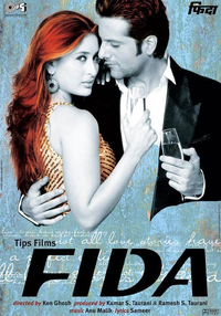 Fida Movie Poster