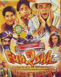 Fun2shh Movie Poster