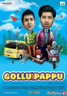 Golu Aur Pappu Movie Poster