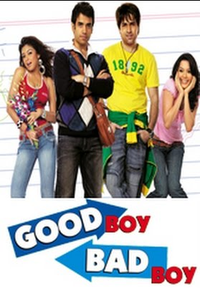 Good Boy Bad Boy Movie Poster